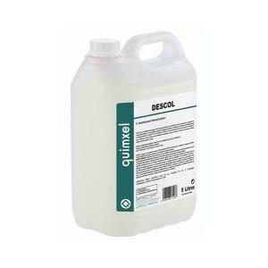 vista general de desinfectante hidroalcoholico de superficies de ambito sanitario
