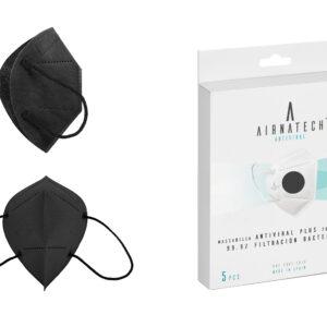 Airnatech Plus Reutilizable color negro