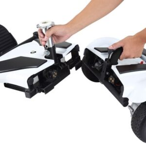 Silla de ruedas eléctrica compacta Box