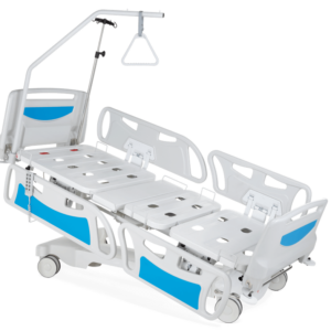 vista general de cama hospital electrica perspectiva 5