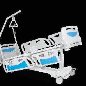 vista general de cama hospital electrica perspectiva 9