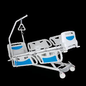 vista general de cama hospital electrica perspectiva 2