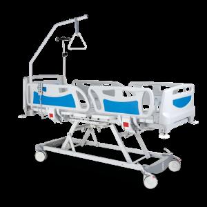 vista general de cama hospital electrica perspectiva 4