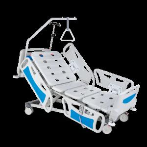 vista general de cama hospital electrica perspectiva 8