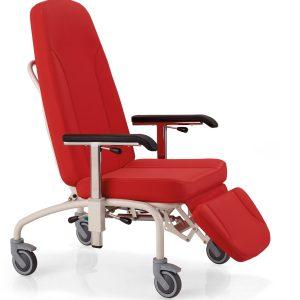 silla de reposo geriatrico