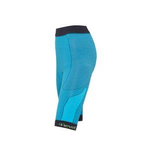 vista general de pantalon shapecell sport reductor azul anticelulitico y eliminador de toxinas talla s