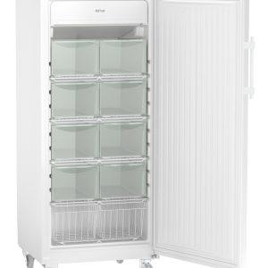 Vista general de congelador laboratorio liebherr lgex 5010