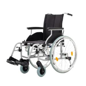 vista completa de silla country de aluminio teyder