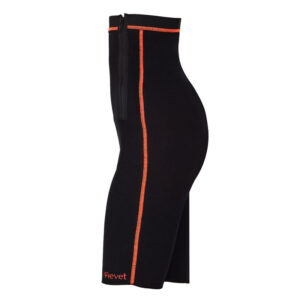 pantalon short pantalon short reductor cremallera anticelilutico de compresion color rosa talla xl