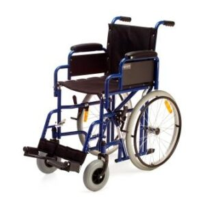 silla de ruedas estrecha nano teyder vista perspectiva izquierda