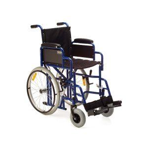 silla de ruedas estrecha nano teyder vista perspectiva derecha