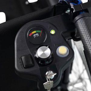 vista del control de mando de Powerpack plus new control
